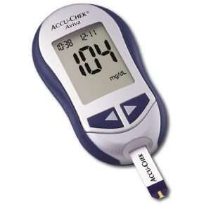 misuratore glicemia accu-chek